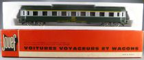 Jouef 4691 Ho Sncf Uic Coach A9 1st Class Green & grey Livery in box