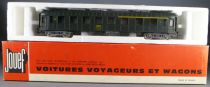 Jouef 5112 Ho Sncf Ocem Coach A3B5 1st & 2nd Class green Livery in box