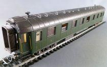 Jouef 530900 ex France Trains Ho Sncf Voiture Ocem R A A8 myfi 1ère Classe Aménagée Toit Gris
