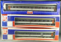 Jouef 5362 5363 5365 Ho Sncf 3 Coail Coach in box