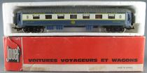 Jouef 5610 8610 Ho Ciwl Pullman Coach 4029 in box