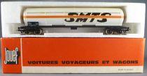 Jouef 6512 Ho Sncf Wagon Citerne Pare-Soleil à bogies Smts en Boite