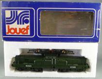 Jouef 8334 Ho Sncf Loco Electrique BB 12079 Livrée Vert Boite Blue