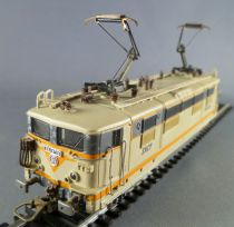 Jouef 8365 Ho Sncf Electric Loco BB 16703 Mastic livery