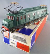 Jouef 8481 Ho Sncf Electric Loco 2D2 5516 Green livery with Light Boxed