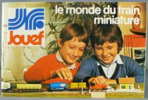 Jouef Catalogue Steam Tgv Tracks Slot Car Mint condition