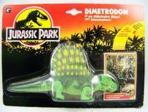 Jurassic Park - Kenner - Dimetrodon (mint on card)