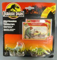 jurassic_park___kenner___figurine_metal___ceratosaurus___triceratops_neuf_blister_1
