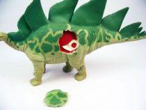 Jurassic Park - Kenner - Figurine Plastique - Stegosaurus (occasion) 03