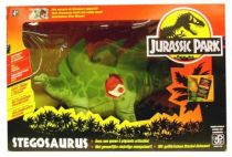 Jurassic Park - Kenner - Stegosaurus (Mint in box)