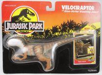 Jurassic Park - Kenner - Velociraptor (Mint on card)