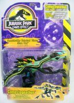 Jurassic Park (Chaos Effect) - Kenner - Compstegnathus (neuf sous blister) 01