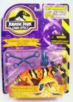 Jurassic Park (Chaos Effect) - Kenner - Tyrannonops (mint on card)