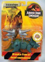 Jurassic Park (Dinosaur) - Hasbro - Triceratops (neuf sous blister) 01