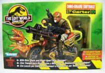 Jurassic Park 2 Le Monde Perdu - Kenner - Dino-snare Dirtbike (neuf en boite) 01
