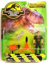 Jurassic Park 2: The Lost World - Kenner - Ian Malcolm