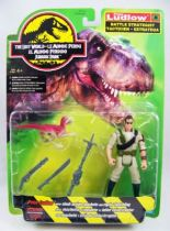 Jurassic Park 2: The Lost World - Kenner - Peter Ludlow (mint on card)