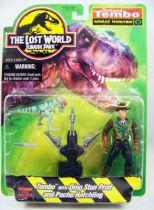 Jurassic Park 2 Le Monde Perdu - Kenner - Roland Tembo (neuf sous blister) 01