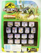 Jurassic Park 2 Le Monde Perdu - Kenner - Roland Tembo (neuf sous blister) 02