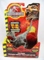 Jurassic Park 3 - Hasbro - Pack Raptor (Electronic)