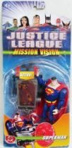 Justice League - Mission Vision Superman