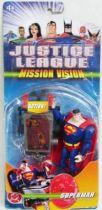 Justice League - Mission Vision Superman