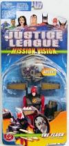 Justice League - Mission Vision The Flash