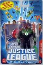 Justice League Unlimited - Green Lantern