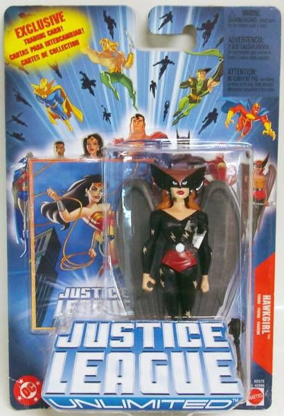 Justice League Unlimited - Hawkgirl