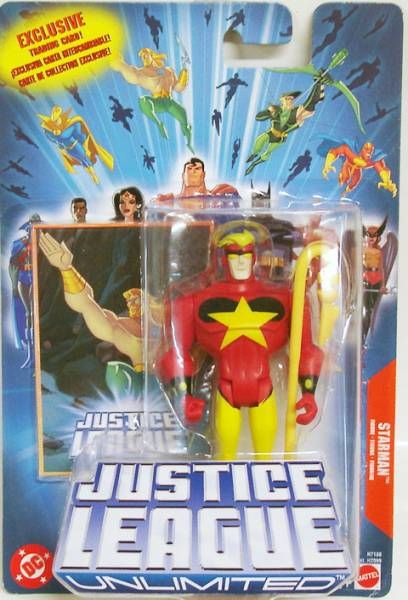 Justice League Unlimited - Starman