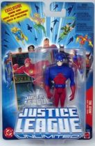 Justice League Unlimited - The Atom