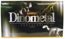 Kaiyodo Dinometal - Allosaurus & Iguanodon