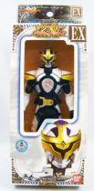 Masked Rider Kiva - Bandai - Masked Rider Ixa Save Mode (EX) 01