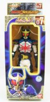 Masked Rider Kiva - Bandai - Masked Rider Rising Ixa #7 01
