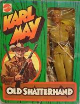 Karl May - Mint in box  Old Shatterhand (ref.9405)