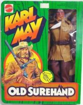 Karl May - Mint in box  Old Surehand (ref.9498)
