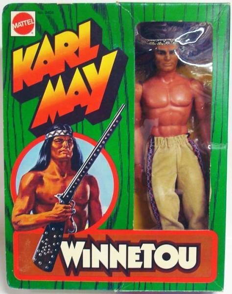 Karl May - Mint in box  Winnetou (ref.9404)