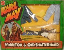 Karl May - Mint in box Cavalry outfit (ref.9414)