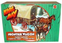 Karl May - Mint in box Frontier Wagon  (ref 9483)