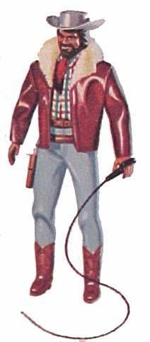 Karl May - Mint in box Frontier wagon Driver outfit (ref.9913)