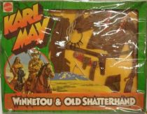 Karl May - Mint in box Winnetou outfit (ref.9415)