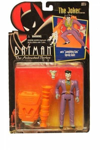 Kenner - Batman The Animated Serie - The Joker