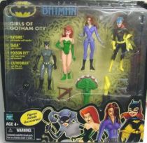Kenner - Batman The Animated Series - 4 figures gift pack \'\'Girls of Gotham City\'\'