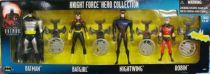 Kenner - Batman The Animated Series - 4 figures gift pack \'\'Knight Force Hero Collection\'\'