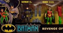 Kenner - Batman The Animated Series - 4 figures gift pack \'\'Revenge of the Penguin\'\'