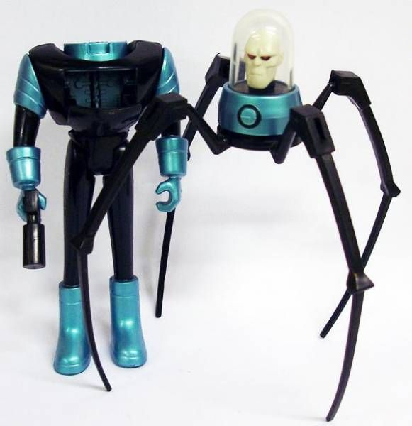 Kenner - Batman The Animated Series - Insect Body Mr. Freeze (loose)