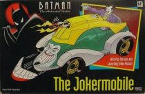 Kenner - Batman The Animated Series - Jokermobile