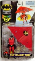 Kenner - Batman The Animated Series - X-Ray Assailant Robin