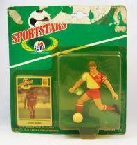 Kenner - Sportstars - A.S. Monaco - Glenn Hoddle