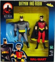Kenner Hasbro - Batman The Animated Series - 2 figures gift pack Batman & Robin